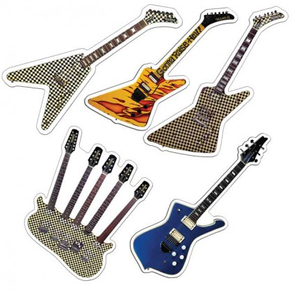 Guitar Magnet Set