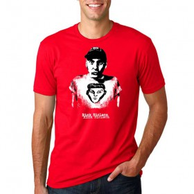 Rick JV - Mens Red T-shirt